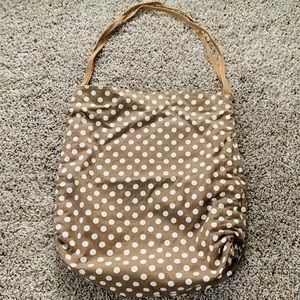 American Eagle Outfitters Polka Dot Tote Bag